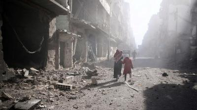 World Report 2017: Syria