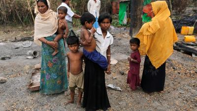 World Report 2017: Burma