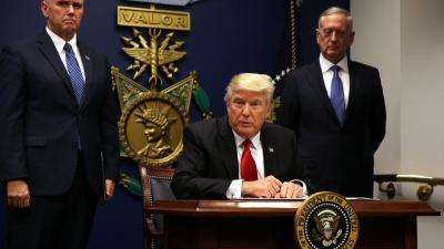 Trump's First 100 Days: HRW Daily Brief