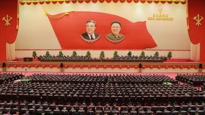북한 2017