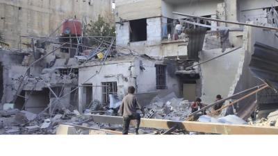 """""""Beyond Imagining"""" in Syria's Eastern Ghouta: Daily Brief"""