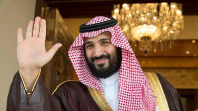 Saudi Crown Prince Visits US: Daily Brief