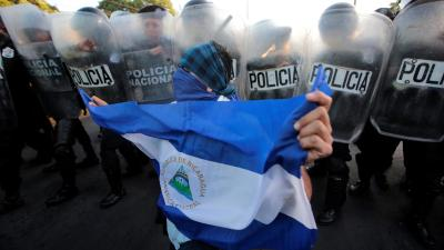 Nicaragua's Deadly Crackdown: Daily Brief