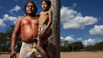 Brazil Rainforest Defenders