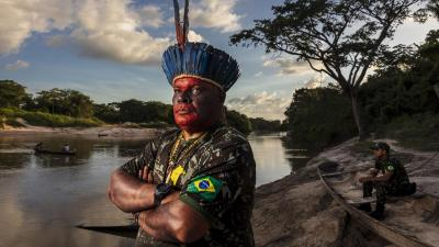 Defenders of the Rainforest: The Fight to Protect Brazil's Amazon