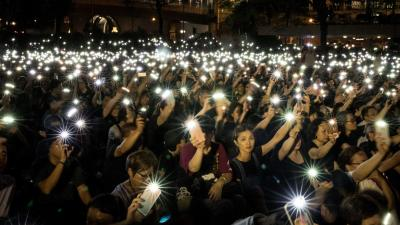 New Crackdown on Dissent in Hong Kong: Daily Brief