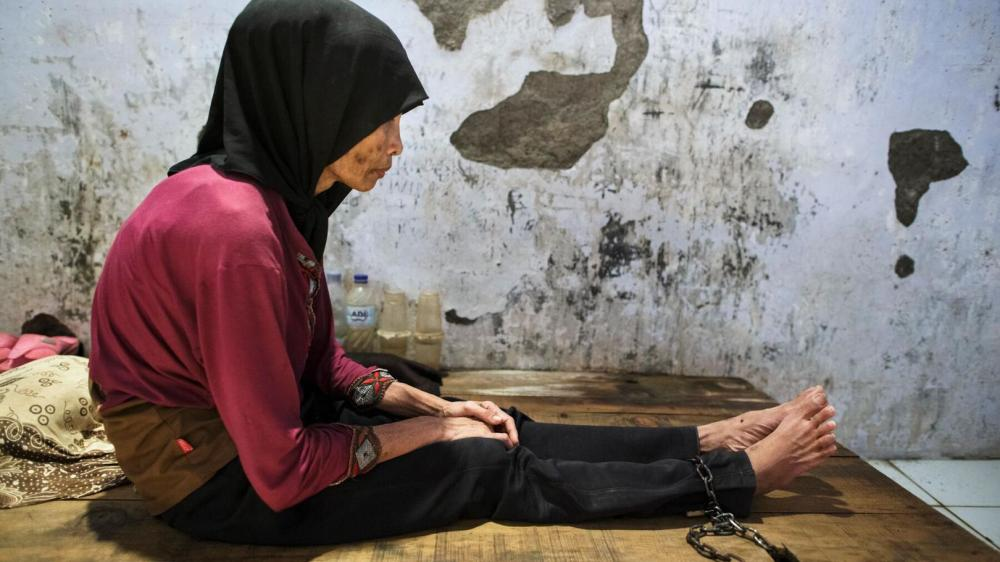 End Shackling in Indonesia