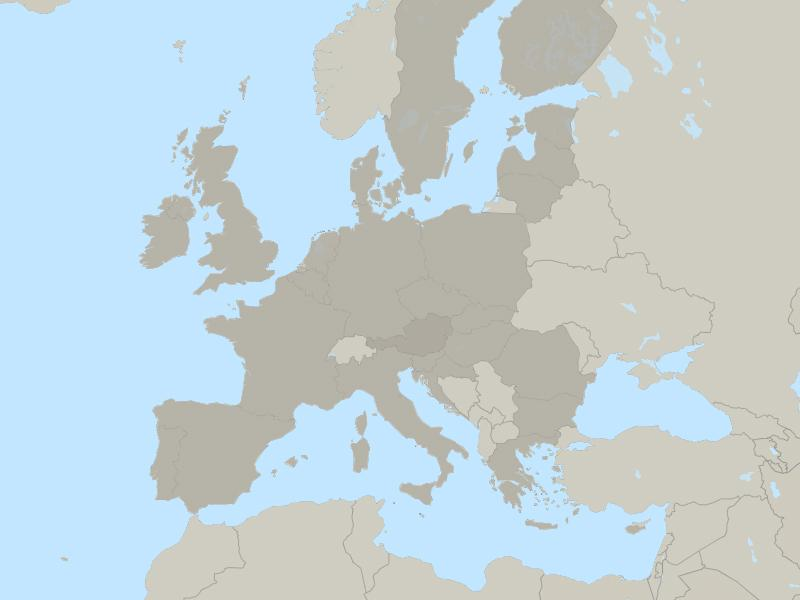 European Union page map
