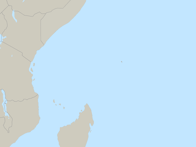 map of Seychelles