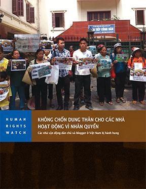 Việt Nam: Điều luật mới đe dọa quyền được bào chữa
