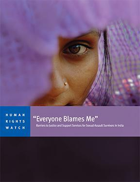 India: Rape Victims Face Barriers to Justice | Human Rights Watch