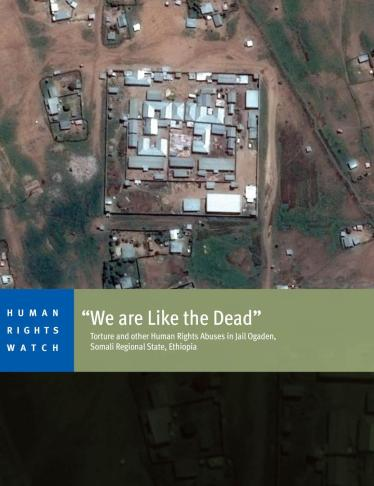 Ethiopia: Torture in Somali Region Prison   Human Rights Watch