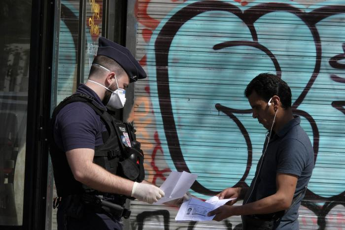 France End Discriminatory Police Checks And Fines Human Rights Watch