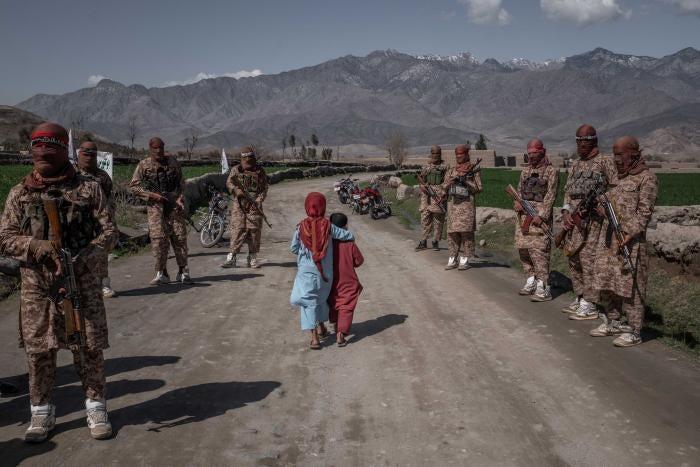アフガニスタン:タリバンの人権への取組み 全く不十分 | Human Rights ...