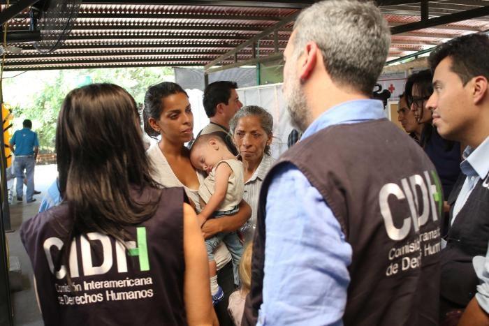 Embestida del Secretario General de la OEA contra la Comisión  Interamericana de Derechos Humanos | Human Rights Watch
