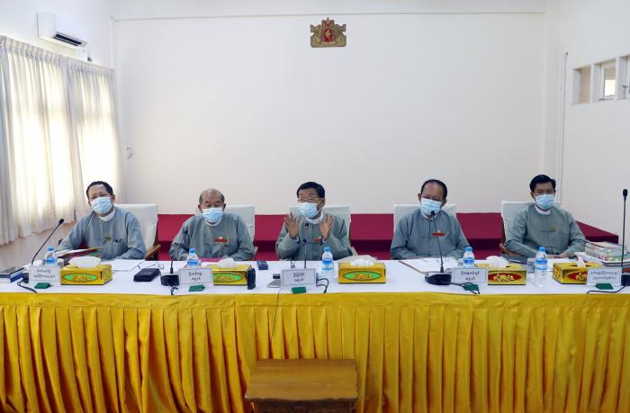 Myanmar Election Commission Lacks Transparency Human Rights Watch