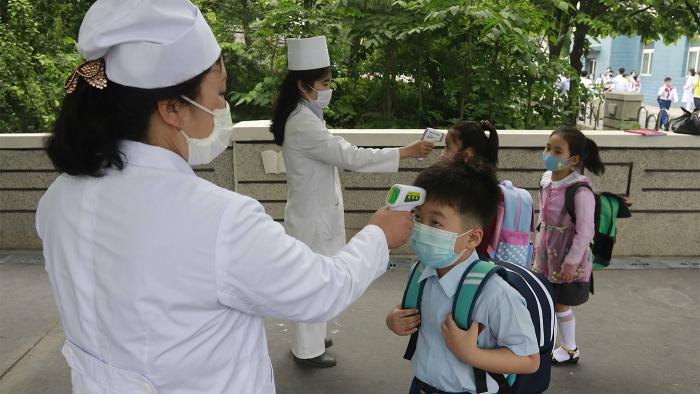 North Korea Invented its Own PCR Equipment for Covid-19 Tests: School Megamart 2021
