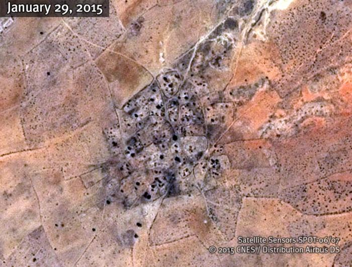 South Darfur AFOUNA SatelliteImage_B 29JAN15