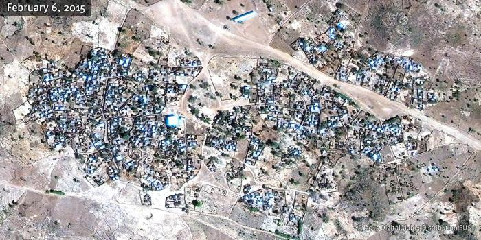 Central Darfur BARDANI Satellite Image A 06FEB15