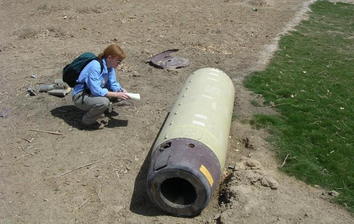 Bonnie Docherty investigates the use of cluster munitions in Iraq.