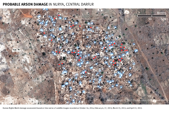 sudan nunya damage focus map