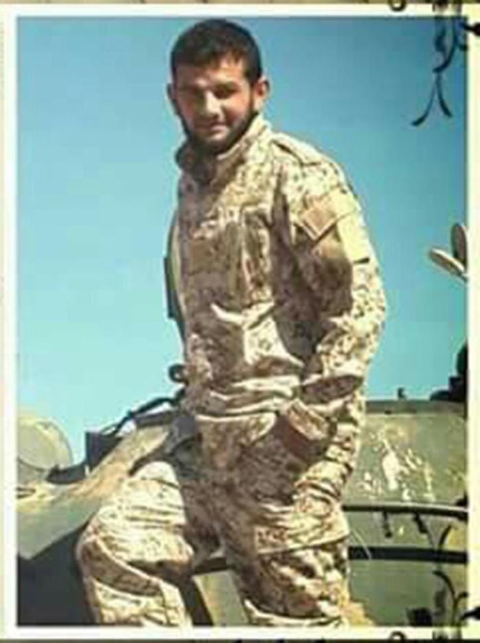 Abd al-Salam al-Siwi al-Hanash, a machine-gunner with Brigade 166, was shot dead by ISIS fighters as he lay wounded in Harawa, a town in Sirte district on March 24, 2015.