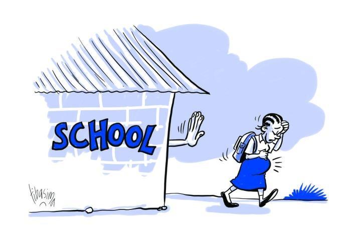 Pregnant Schoolgirls expelled from school