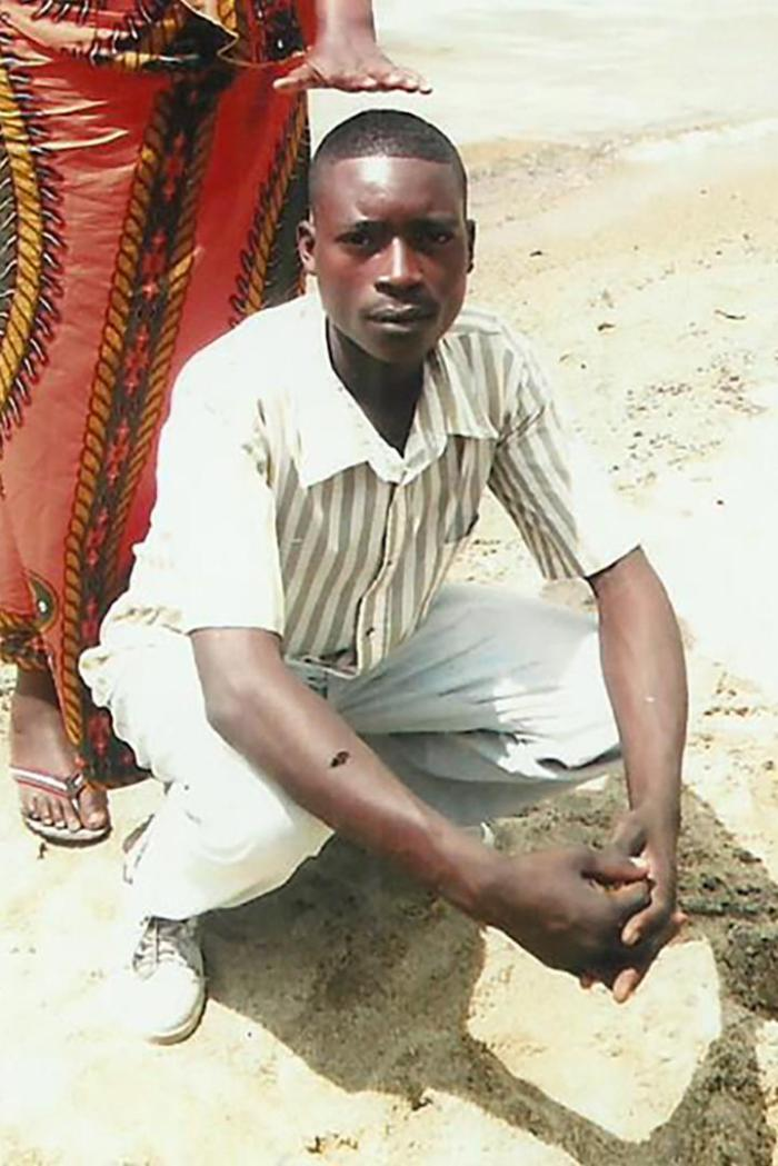 Ernest Tuyishime was executed on August 5, 2016.