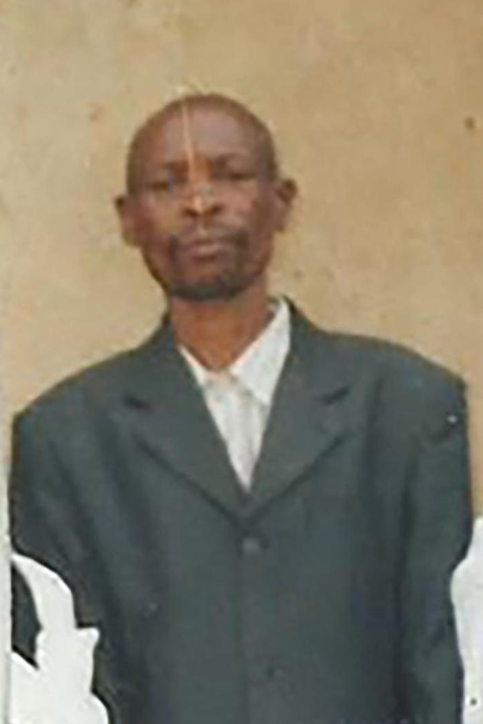 Jean Kanyesoko was executed on August 2, 2016