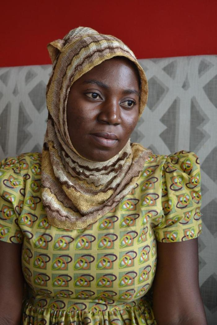 Mwajuma H., 27, said in 2015 she fled to the Tanzanian embassy in Oman after her employer physically abused her and did not pay her salary.