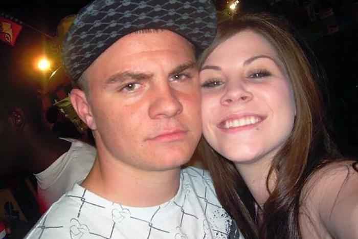 Breana Hamby and her brother, Chandler. Breana died of an overdose in March 2013 when she was 25. Three years later, Chandler also died of an overdose when he too was 25. Phoenix, Arizona, 2010.