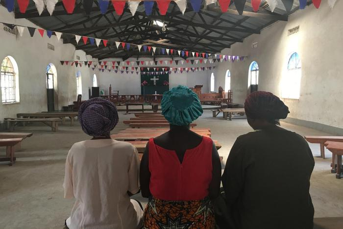 Women whose loved ones were killed when Ugandan security forces attacked the palace of Charles Wesley Mumbere, king of the Rwenzururu,in Kasese, Western Uganda, continue to look for answers since the killings.