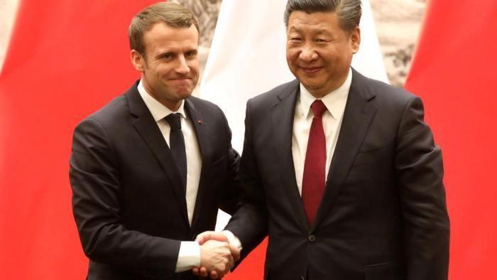 China France S Macron Should Press Xi On Rights Human Rights Watch