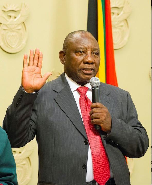 Ramaphosa Should Help Restore Sa S Moral High Ground Human Rights Watch