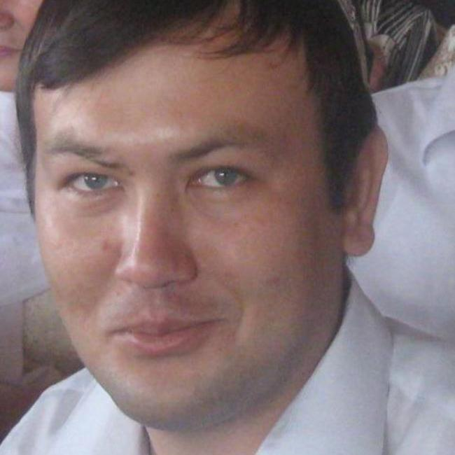 Andrei Kubatin, an academic, convicted of treason in December 2017 by a military court in Tashkent and sentenced to 11 years in prison.