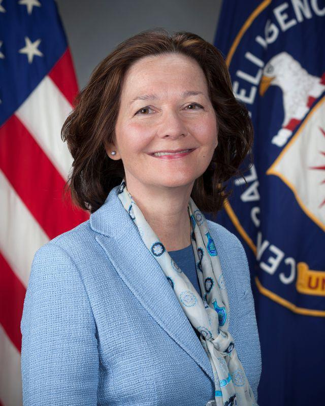 Gina Haspel, a veteran CIA clandestine officer picked by U.S. President Donald Trump to head the Central Intelligence Agency, is shown in this handout photograph released on March 13, 2018.