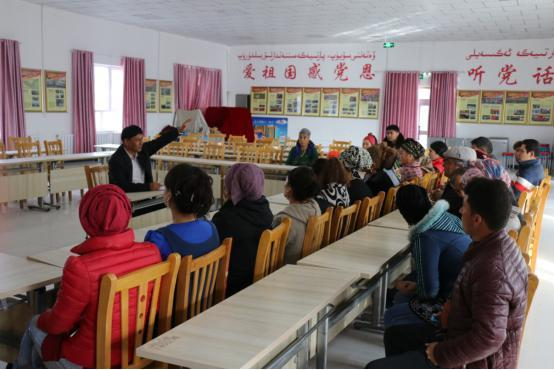 "A Chinese Communist Party chief in Ili, Xinjiang tells families of those held in political education camps that the camps aim to transform people into ""politically qualified…role models"" for society."