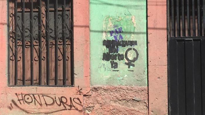 Honduras, no al Aborto