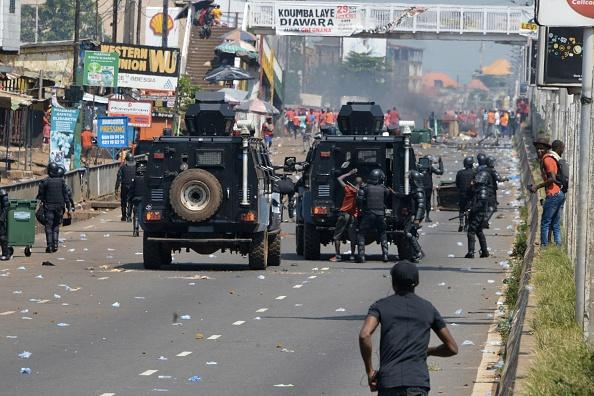 2020 Guinean constitutional referendum