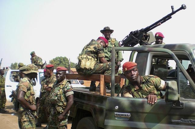 Guinea: Coup Leaders Undermining Rights | Human Rights Watch