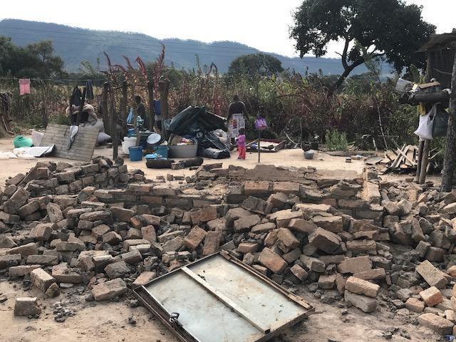Zimbabwe farm invasion haunts natives. the cruel