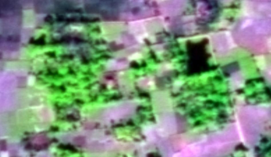 Burma Satellite Imagery