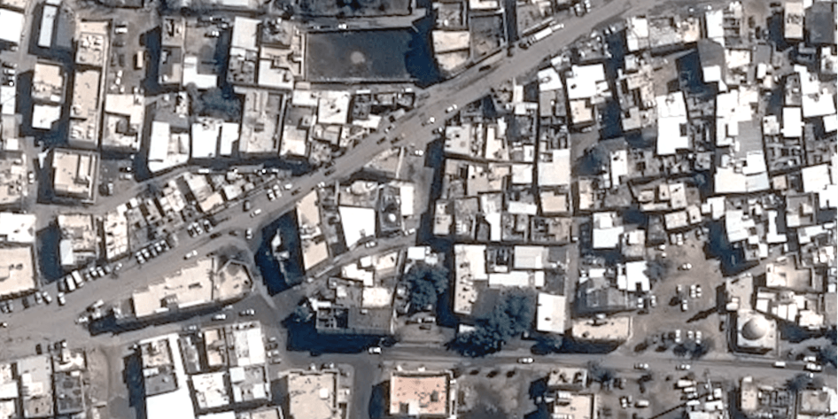 Awamiya Satellite Imagery