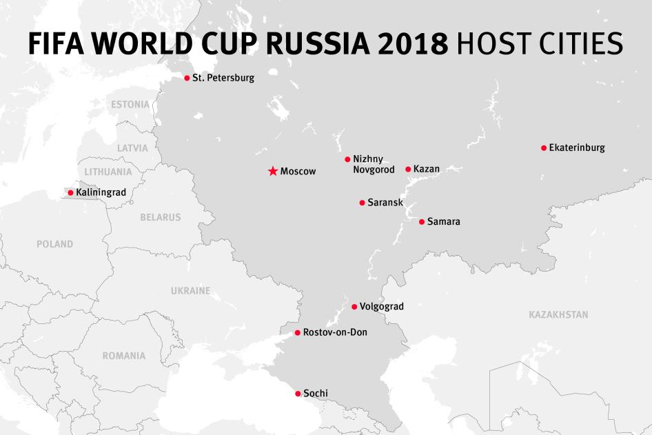 Interview Why World Cup Rights Work in Russia Is No Game Human