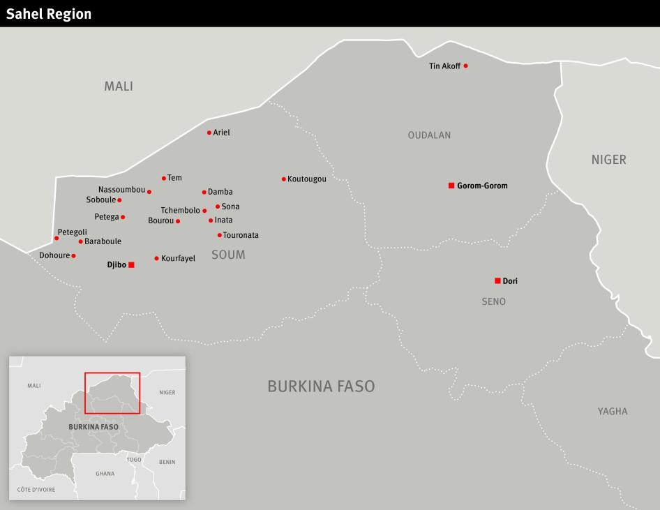 Abuses by Armed Islamists and Security Forces in Burkina