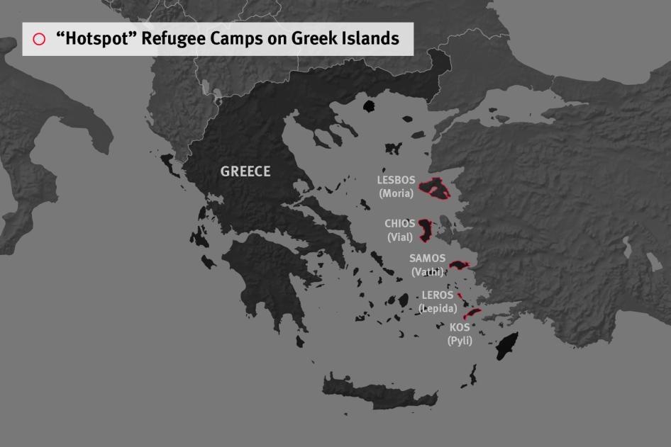 Denial of Education to Child Asylum Seekers on the Greek