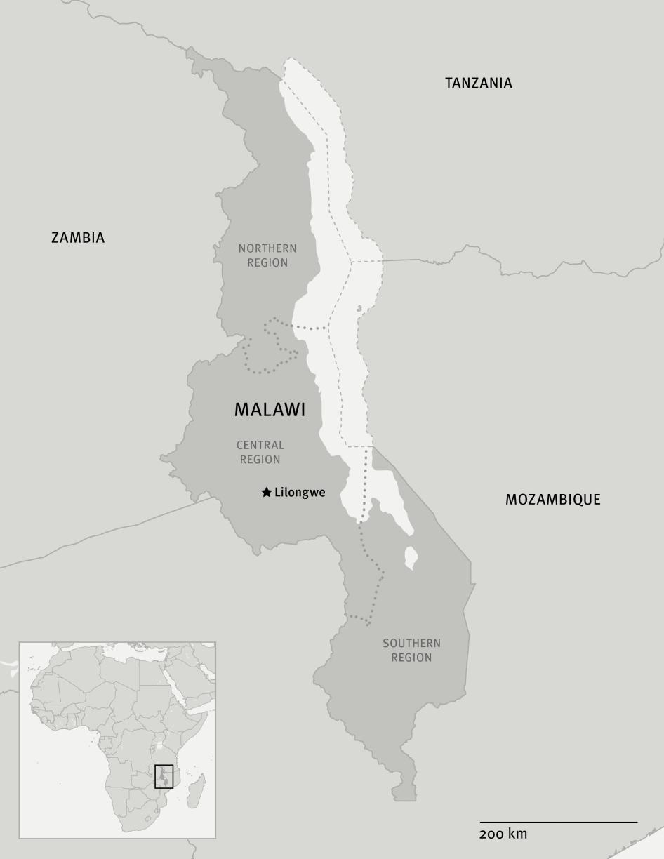 Malawi president homosexuality in christianity