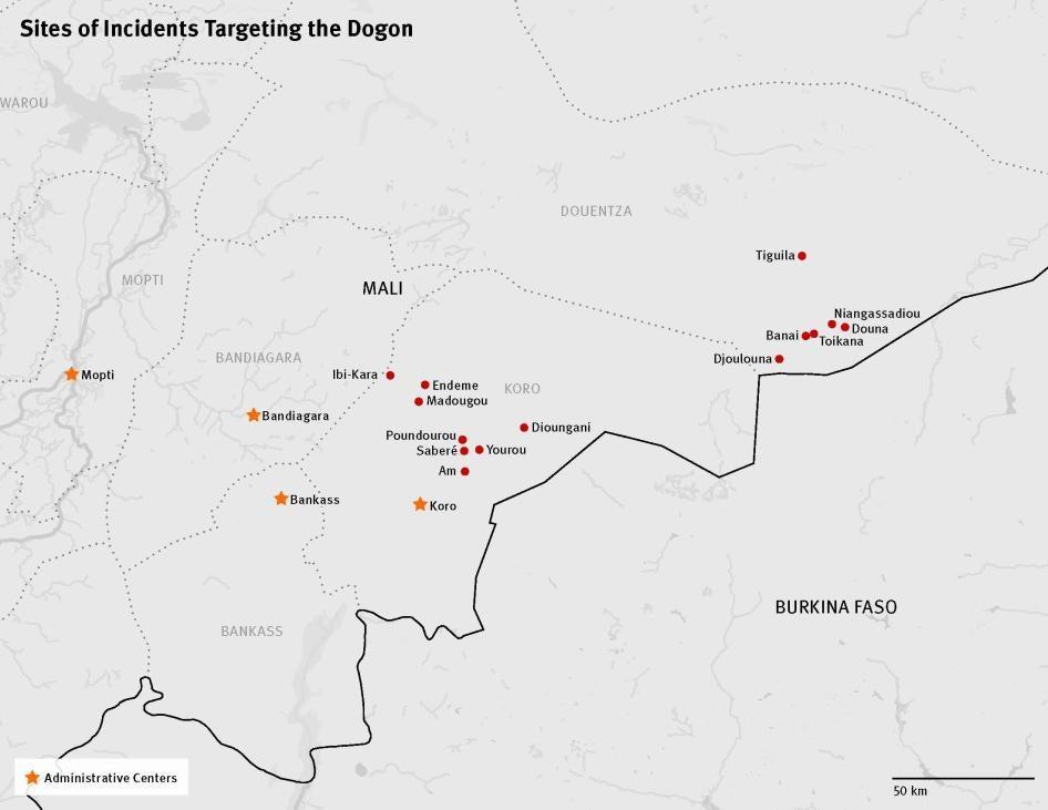 Self-Defense Group Abuses in Central Mali   HRW f7cb2dde4d2e