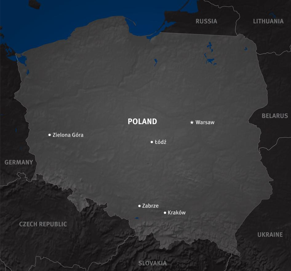 Attacks on Women's Rights in Poland | HRW