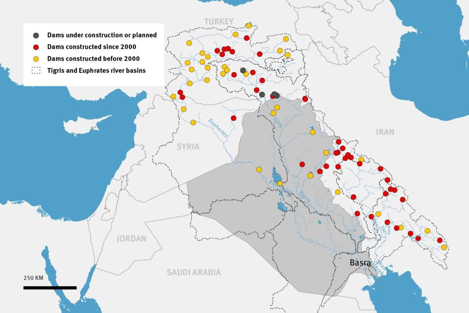 Iraq's Failure to Manage the Water Crisis | HRW